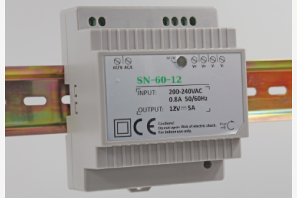 Nguồn DC SN SERIES - DIN RAIL POWER SUPPLY